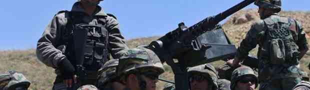 Exército sírio ajuda Líbano a neutralizar terroristas na fronteira