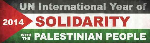 2014: Ano em solidariedade ao povo palestino é marcado por massacre em Gaza