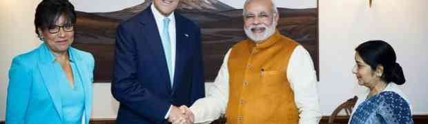 O que há por trás do interesse dos EUA na Índia
