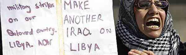 Líbia: A OTAN efetivamente destruiu uma nação inteira