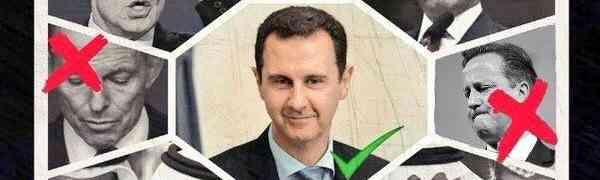 Mudanças atmosféricas sobre a Síria