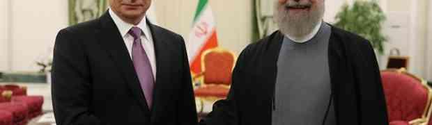 Estratégia russo-iraniana muda o jogo