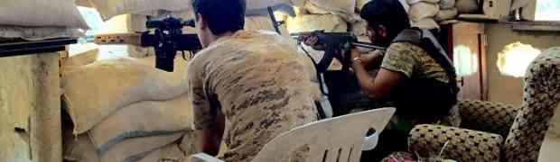 'Caminho de vida para Aleppo': primeira reportagem da cidade síria sitiada