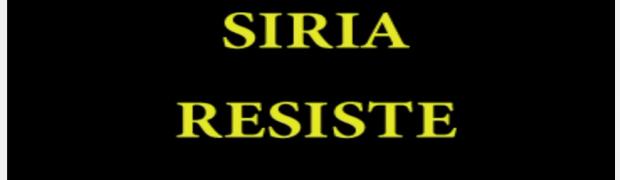 Documentário: Síria Resiste