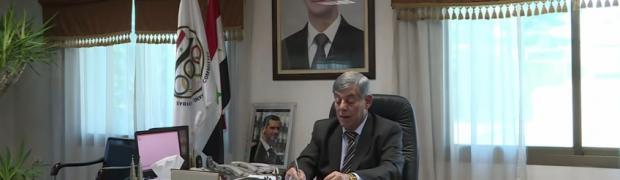 Espírito Olímpico vive na Síria -vídeos-