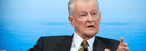Tabuleiro quebrado: Brzezinski entrega o Império