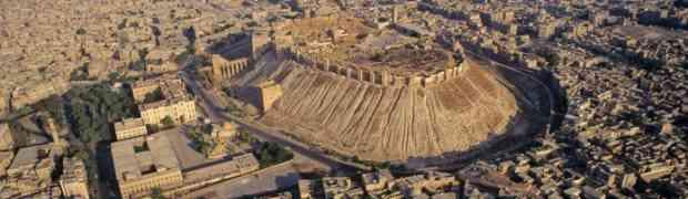 Recordações da Síria... ou de como os milagres humanos regressam sempre