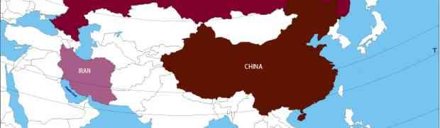 Das palavras aos atos: Eixo Teerã-Pequim-Moscou muda tudo