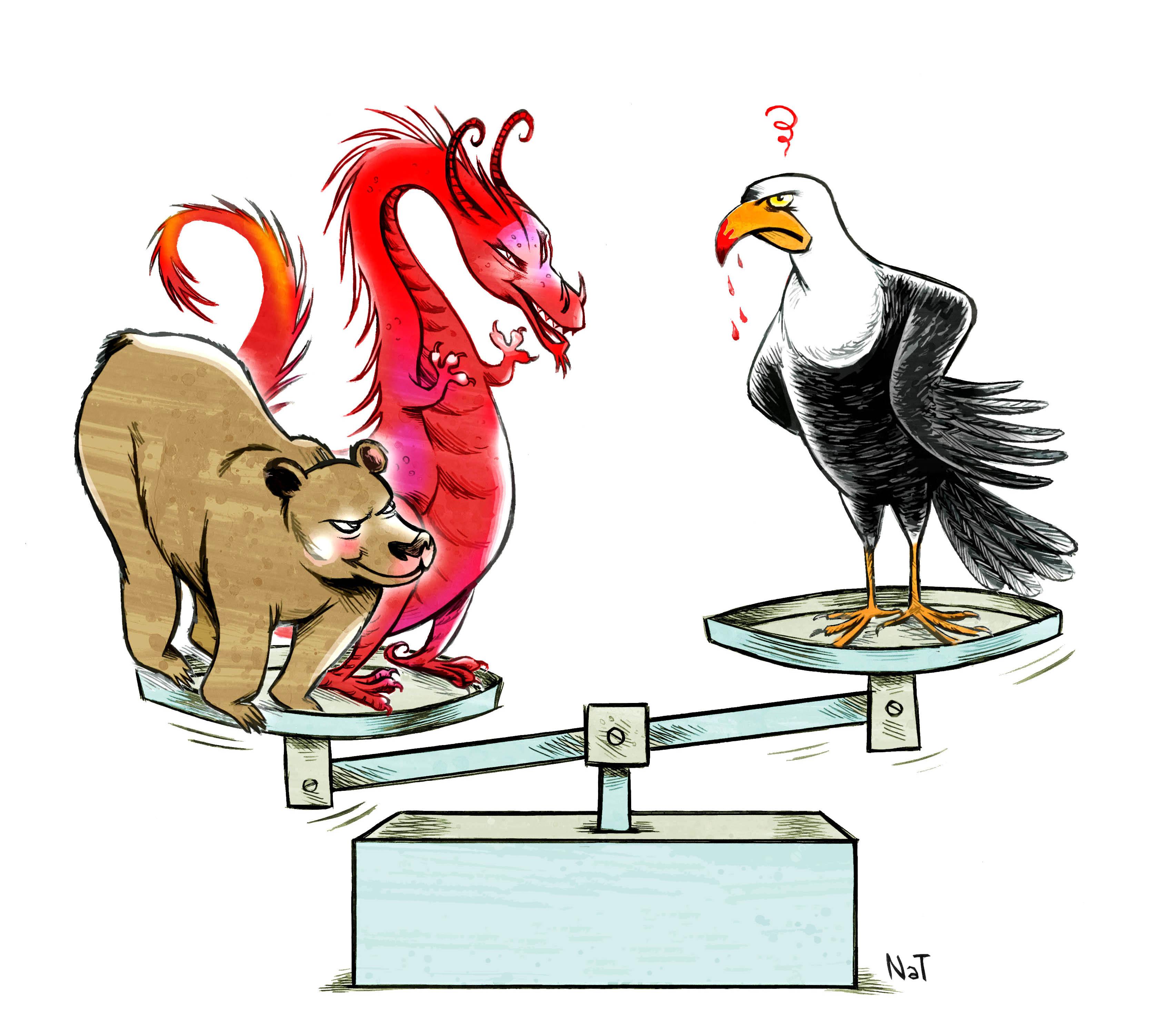 Novo Modelo de Segurança Global para Mundo Multipolar