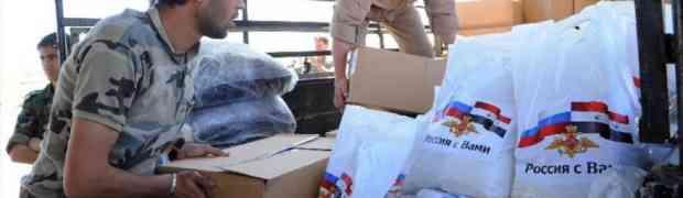 Damasco faz o possível para facilitar a entrega de ajuda humanitária na Síria