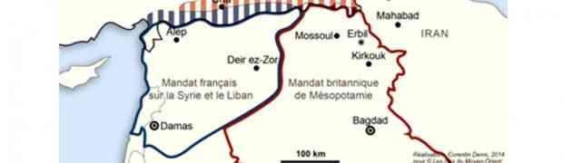Thierry Meyssan: Os projetos de Curdistão
