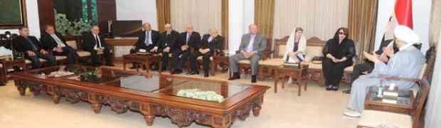 Delegação brasileira na Síria expressa solidariedade com o povo sírio