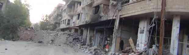 São quase 600 regiões que aderem ao cessar-fogo na Síria