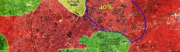 Assad às vésperas de sua maior vitória desde o início da Guerra na Síria: Aleppo livre