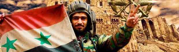 Exército Sírio declara vitória em Aleppo