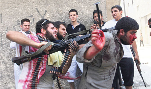 syrian-terrorist-factions-fight-each-other