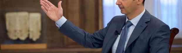 Assad: terroristas chegaram a Palmira com apoio dos EUA
