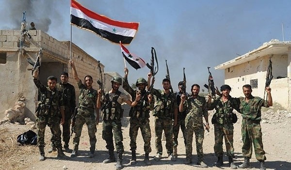 Terrorists' Attack Repelled by Syrian Army in Southern Aleppo