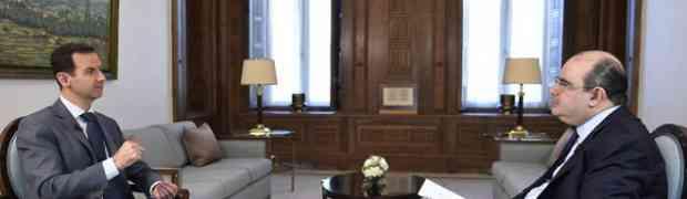 Presidente al-Assad: entrevista completa ao jornal sírio al-Watan