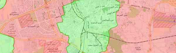 Forças sírias libertam a totalidade da Cidade Velha de Aleppo