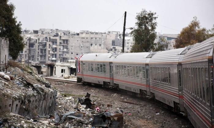 SYRIA-CONFLICT-ALEPPO-TRAIN-GF233BR67.1