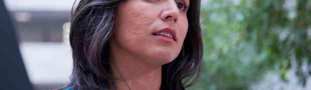 Congressista estadunidense viaja a Síria e é linchada pela mídia
