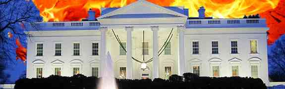 Mídia: Uma 'guerra civil' está acontecendo no coração da Casa Branca