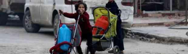 Papa anuncia doação de 100 mil euros aos moradores de Aleppo