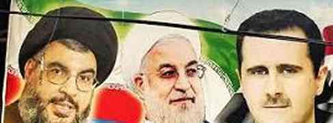 Para o Irã, é necessário salvar a Síria