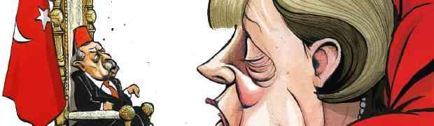 A chantagem de Erdogan pode derrubar a Europa de uma vez por todas
