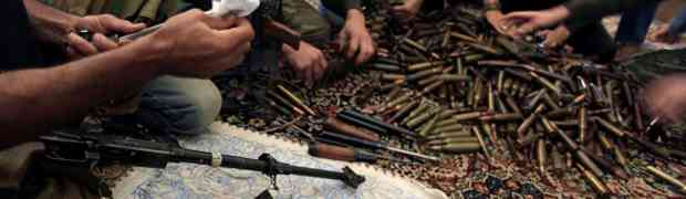 Armas dos EUA para a guerra contra Síria e Iêmen partem da Europa