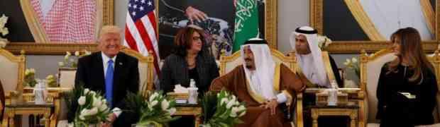 Acordos assinados entre EUA e Arábia Saudita totalizam US$ 280 bilhões