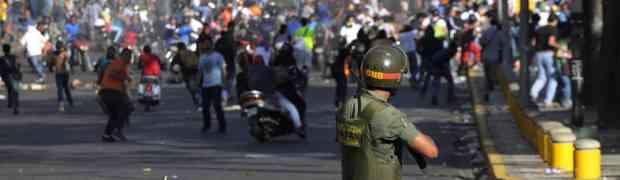 Venezuela: Em direcção a uma