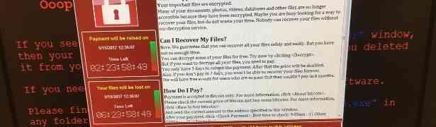 Qual é a escala do ciberataque que 'sequestrou' computadores pelo mundo?