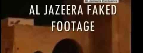 Al-Jazeera teria realizado uma falsa filmagem de novo «ataque químico» na Síria