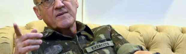 Brasil: CHEFE DAS FORÇAS ARMADAS CONDENA ENTREGUISMO