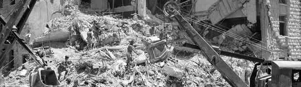 Hoje na História: 1946 - Hotel King David, em Jerusalém, é alvo de ataque terrorista