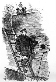 Imagem: Desembarcar o piloto Punch -1890