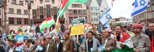 Estados Unidos usam os curdos como arma de desestabilização massiva no Oriente Medio
