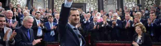 Assad venceu! O Ocidente talvez não acredite, mas parece que a guerra na Síria está acabando